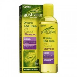 Australian Tea Tree - Shampoo Antiforfora