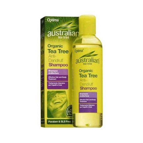 Tea Tree - Shampoo Antiforfora