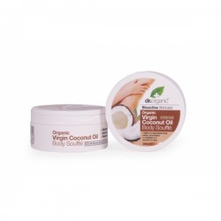 Organic Virgin Coconut Oil - Burro Corpo