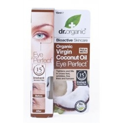 Organic Virgin Coconut Oil - Contorno Occhi