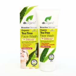 Organic Tea Tree - Face Wash