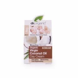 Organic Virgin Coconut Oil - Crema Giorno