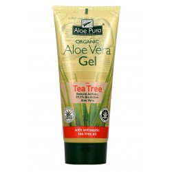 Puro gel Aloe Vera con Tea Tree Oil