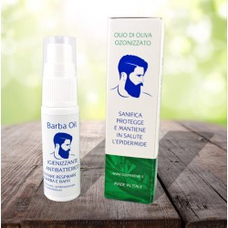 Barba Oil – Olio per Barba e Baffi