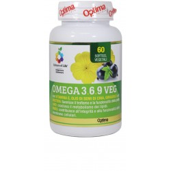 OMEGA 3.6.9 VEG - 60 softgel vegetali