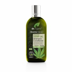 Organic Hemp Oil Shampoo e Balsamo 2 in 1