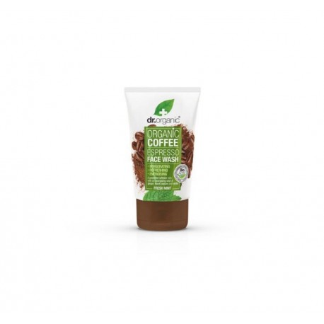 Organic Coffee Espresso Face Wash - 125 ml