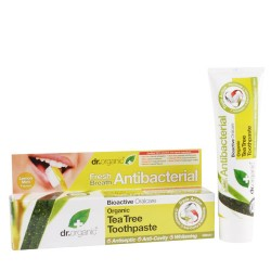 Organic Tea Tree - Dentifricio